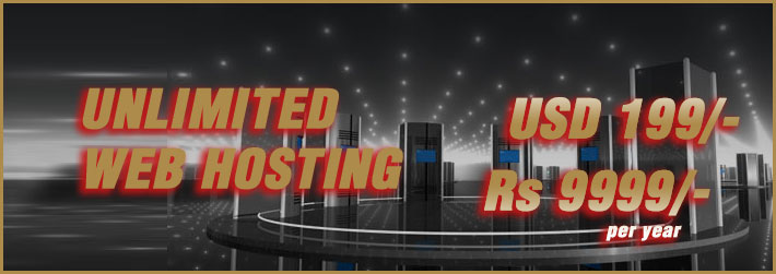 Unlimited Website Hosting