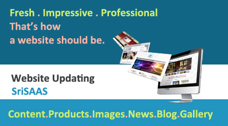 Website Updating Services