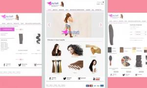 Sassy-Lengths-Hair-Extensions-Hair-Care-Website-Development